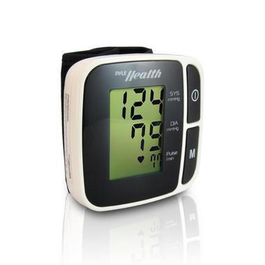 Pyle PHBPBW40BK Bluetooth Smart Blood Pressure Monitor Black Thumbnail 2