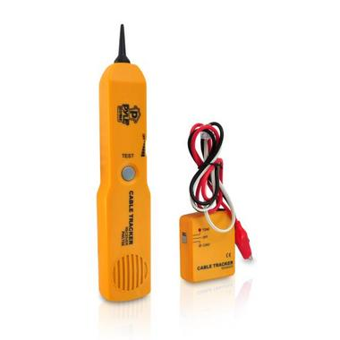 Pyle Telephone Wire Cable Tester For Testing Continuity W/ Sender & Receiver Thumbnail 1