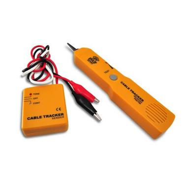 Pyle Telephone Wire Cable Tester For Testing Continuity W/ Sender & Receiver Thumbnail 3