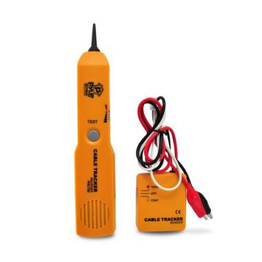 Pyle Telephone Wire Cable Tester For Testing Continuity W/ Sender & Receiver Thumbnail 2