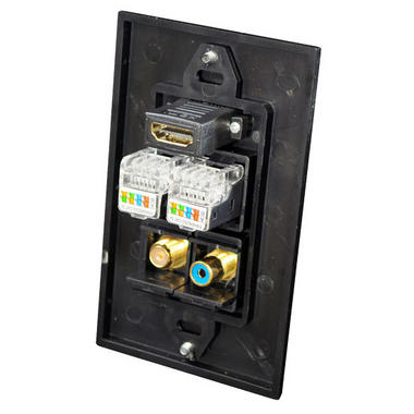 Pyle-Home PHDM2RB2 HDMI/Mono RCA Audio/Coaxial/ Dual Ethernet Thumbnail 2