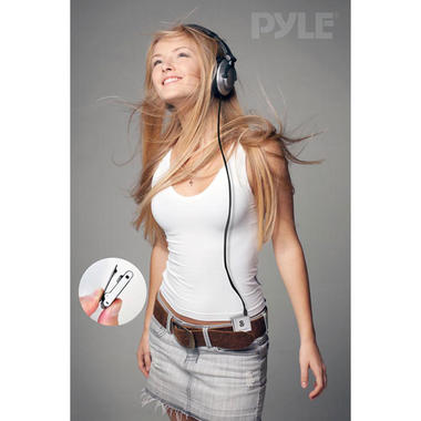 Pyle PHE5AB Bass Boosting Portable Headphone Amplifier iPod iPhone MP3 Thumbnail 3