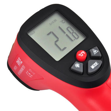 Pyle-Meters PIRT25 Compact Infrared Thermometer With Laser Targeting Handheld Thumbnail 2