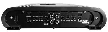 Pyle Power 4 Ch Four Channel 2000w Black Bridgeable Car Speaker Amplifier Amp Thumbnail 2