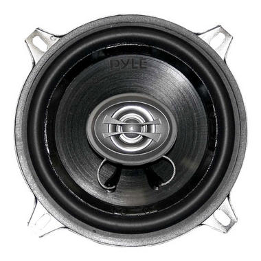"Pyle Chopper 5.25"" 13cm 130mm 320w Car Door Shelf Two Way Coaxial Speakers Pair Thumbnail 3"