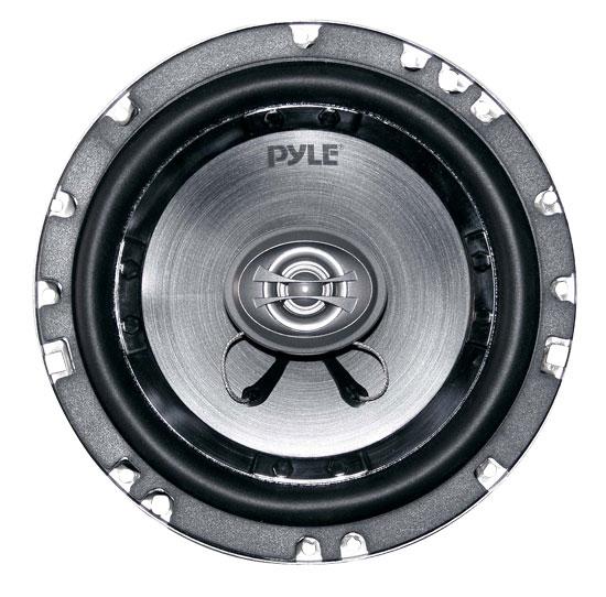 "Pyle PLCH62 6.5"" 165mm 17cm 480w Car Door Shelf Coaxial Speakers Pair Thumbnail 2"