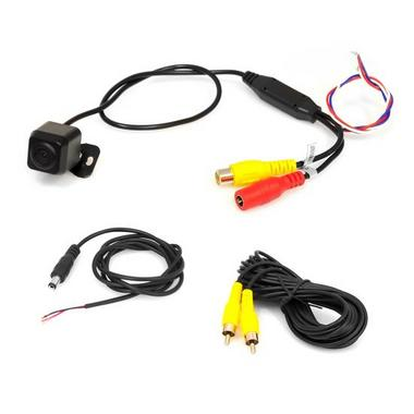 Pyle PLCM37FRV Pyle Car Camera W/ Front And Rear View Thumbnail 2