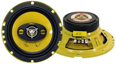 Pyle PLG6.4 6.5'' 300 Watt Four-Way Speakers Thumbnail 1