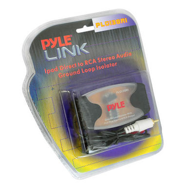 Pyle PLGI38RI Pyle Mp3 Noise Filter Thumbnail 2