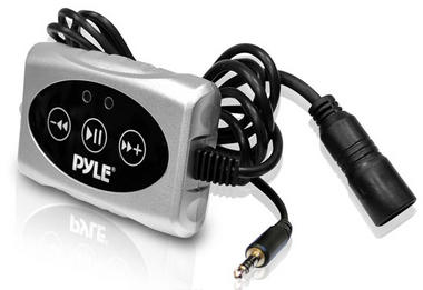 Pyle PLMCA62BT 600w Motorcycle Bike Bluetooth WeatherProof Speakers Amp iPod Thumbnail 4