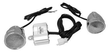 Pyle PLMCA62BT 600w Motorcycle Bike Bluetooth WeatherProof Speakers Amp iPod Thumbnail 3