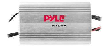 Pyle Marine Boat 4 Channel iPod Ready MP3 Speaker Amplifier WaterProof Remote Thumbnail 2