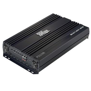 Pyle 24v Truck 2 Ch Two Channel 800w Black Bridgeable Car Speaker Amplifier Amp Thumbnail 1