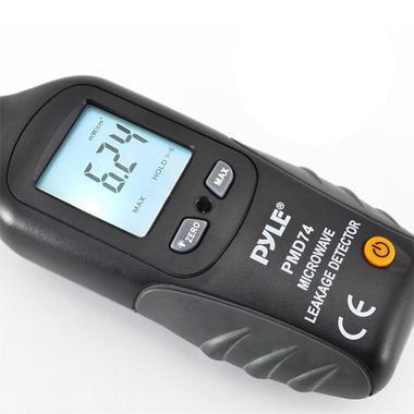 Pyle PMD74 Digital LCD Microwave Meter Leakage Detector Safety Testing Tool Thumbnail 3