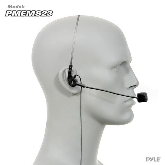PMEMS23 Cardioid Condenser Headset Microphone Wired Boom For Shure Wireless Thumbnail 2