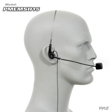 PylePro PMEMSH15 Cardioid Condenser Headset Microphone Wireless Mic system Thumbnail 2
