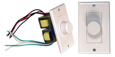 Pyle In Wall Mount Rotary Amplifier To Speaker Volume Control Knob Switch Thumbnail 1
