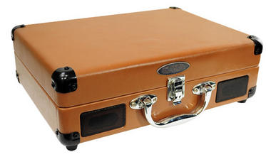 PVTT2UWD Rechargeable Retro Belt-Drive Turntable Built in Speakers & USB-to-PC Thumbnail 7