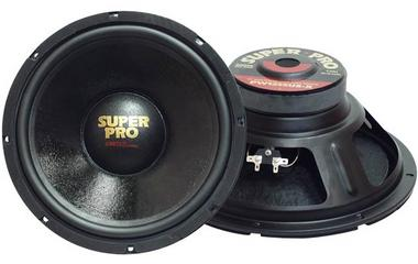 "Pyramid Pro 8 Ohm 8"" 20cm 200mm 350w Mid Bass Driver Car Door Shelf Sub Speaker Thumbnail 1"