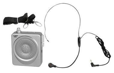 Pyle Rechargeable Portable Wireless Mobile PA System Speaker Headset Microphone Thumbnail 1