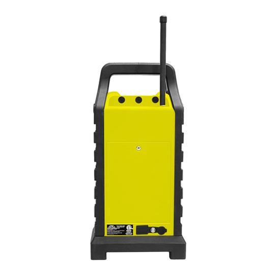 Pyle PWPBT250YL Bluetooth Speaker Thick Rubber Casing FM/USB/SD AUX Thumbnail 3