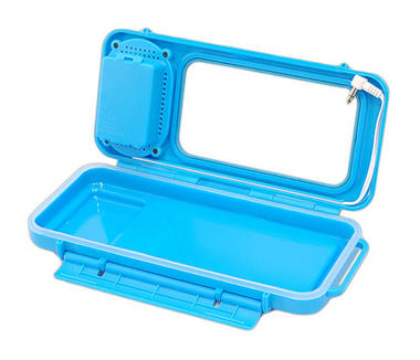 Pyle PWPS63BK WaterProof Portable Speaker Case for iPod iPhone MP3 Smartphone Thumbnail 3