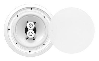 PWRC62 6.5'' In-Ceiling Dual Channel/ Voice Coil Weather Proof Speaker Thumbnail 2