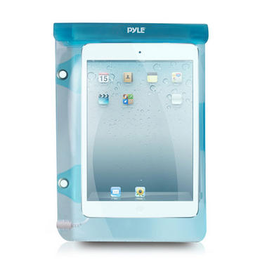 Pyle PWSIC25 Waterproof Pouch Case Shower] Keeps Dry iPads/iPhones/Smartphone Thumbnail 1