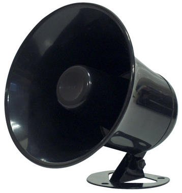 """Pyramid SP5 All Weather WaterProof 5"""" inch PA Mono Extension Horn Speaker Thumbnail 1"""