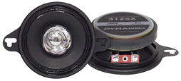 Pyramid 312SX 3.5'' 100 Watts Two-Way Dual Cone Speakers