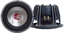 "Lanzar Opti 12"" 2200w DVC Dual 2 OHM Competition Car Audio Subwoofer SPL Sub"