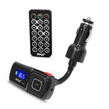 Car Audio Stereo Bluetooth FM Transmitter & MP3 Player USB, SD Card, 3.5mm Input
