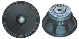 Pyle-Pro PDW188 18'' 1800w Professional 8 OHM Replacement PA DJ Subwoofer