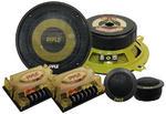 "Pyle Gear 5.25"" 800w 2-Way Pair Custom Car Component Speaker System Set Kit"