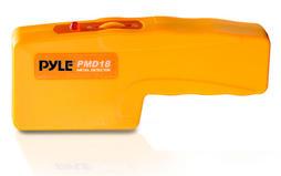 Pyle PMD43 Handheld Metal Voltage Detector LED Sound Alert Sensitivity Adjust