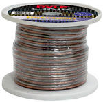 Pyle PSC14250 14 Gauge 250 ft. Spool of High Quality Speaker Zip Wire