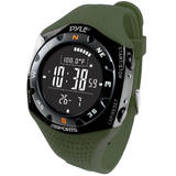 Ski Master Skiing Watch - Altimeter Barometer Compass Weather Thermometer Timer