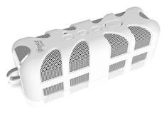 Pyle PWPBT60OWT Splash-Proof Bluetooth Marine Portable Wireless iPhone Speaker