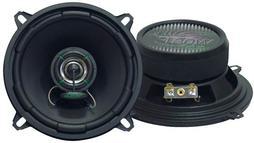 """Lanzar VX520 VX 5.25"""" 13cm 2-Way Coaxial Full Range Car Van Door Shelf Speakers"""
