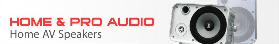 Home AV Speakers