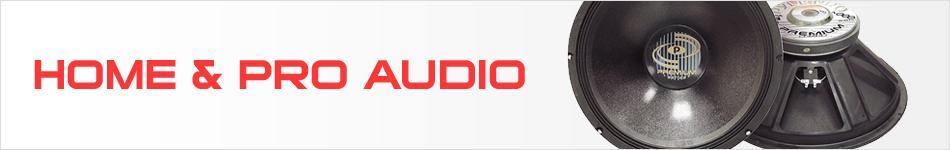 Home & Pro Audio
