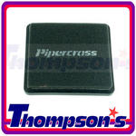 Daewoo Lanos 1.6 16v PP1379 Pipercross Induction Panel Air Filter Kit