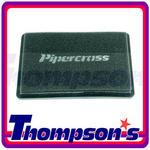 Alfa Romeo 155 2.0 Twinspark PP1378 Pipercross Induction Panel Air Filter Kit