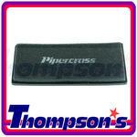 Alfa Romeo 147 1.8 Twinspark PP1482 Pipercross Induction Panel Air Filter Kit