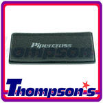 Alfa Romeo 147 1.6 Twinspark PP1482 Pipercross Induction Panel Air Filter Kit