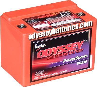 Odyssey Honda VFR750R RC30 Race Motorbike Battery NEW