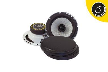 "Bassface SPL6.1 600w 6.5"" Inch 16.5cm 4Ohm Coaxial 2 Way Speaker Pair Thumbnail 1"