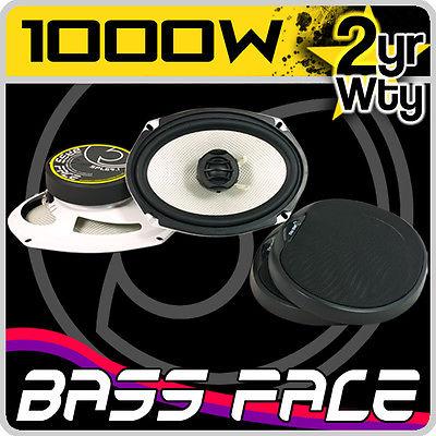Bass Face 6x9