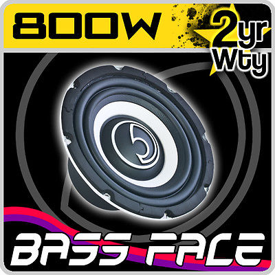 Bass Face 8