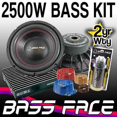 Bass face amp